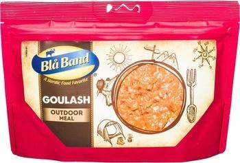 Bästa frystorkade maten 2019 - Goulasch Outdoor meal från Blå Band